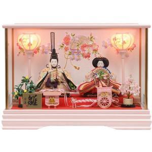 雛人形 No.306-109 雛人形 ケース入り 親王飾り ひな人形 soneningyo