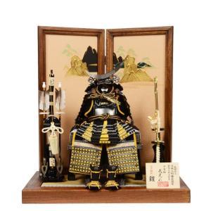 No.506-30 五月人形 鎧飾り 伊達政宗 soneningyo