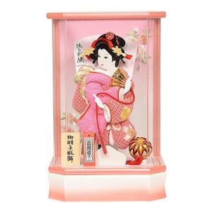 No.708-58 8号 小春(こはる) ミニサイズ 羽子板飾り 初正月のお祝い