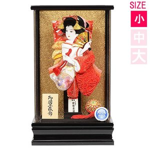 No.708-61 8号 結(ゆい) ミニサイズ 羽子板飾り 初正月のお祝い