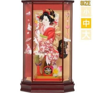No.713-21 13号 優美(ゆうび) レギュラーサイズ 羽子板飾り 初正月のお祝い
