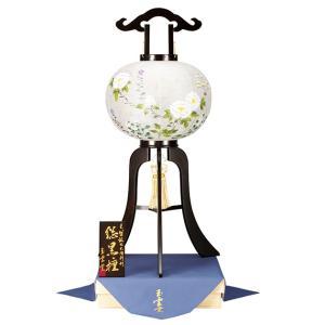 木製の大内盆提灯。送料無料・銘木黒檀は、落ち着きと暖かさを兼ね備えています。【F37OU12-604】|soneningyo