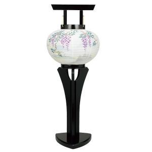 コンパクトNEWスタイルモダン盆提灯。見ているだけで心が和みます。【F07CO495】|soneningyo
