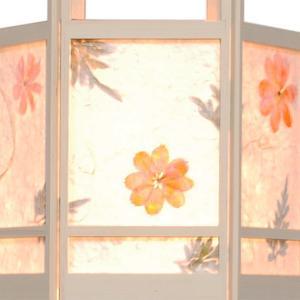 白を基調にした神道用の木製盆提灯送料無料・新デザインの数量限定商品です。【G36ST8437】|soneningyo|04