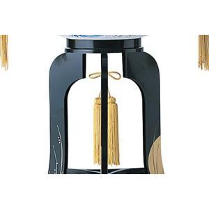 回転デザイン盆提灯「桔梗」。新デザインの数量限定商品です。【G25KT6317】 soneningyo 04