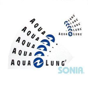 AQUALUNG(アクアラング) ステッカー(極小) Sticker|sonia