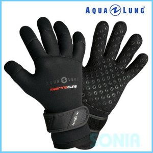 AQUALUNG(アクアラング) 574 3mmサーモグローブ Themo Cline Gloves ウィンターグローブ ダイビング マリンスポーツ 手袋 冬用 あったか|sonia