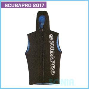 SCUBAPRO(スキューバプロ) 【70】 HOOD VEST 3 フードベスト3|sonia