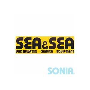SEA&SEA(シーアンドシー) 【830070】 オリジナルステッカー(大)|sonia
