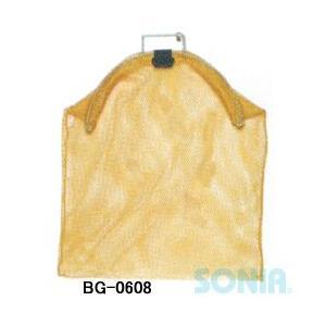 HUSE(ヒューズ) 2822 BG-0608 ワイヤハンドル メッシュバッグL|sonia