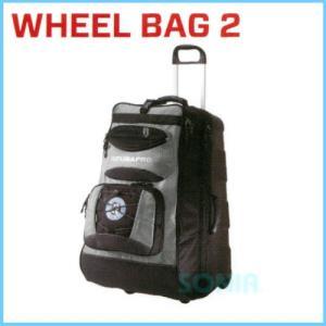 SCUBAPRO(スキューバプロ) 【53.360.350】 WHEEL BAG 2 ホイールバッグ2|sonia