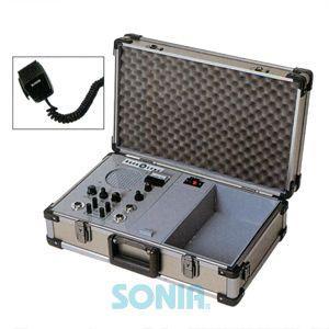 AQUALUNG(アクアラング) 862100 アクアホーン片側通話セット(水中有線電話) Aqua Phone V set sonia
