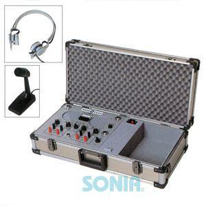 AQUALUNG(アクアラング) 862200 アクアホーン同時通話セット(水中有線電話) sonia