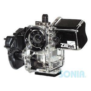 Zillion(ジリオン) SONY DCR-PC1000用 水中ハウジング|sonia