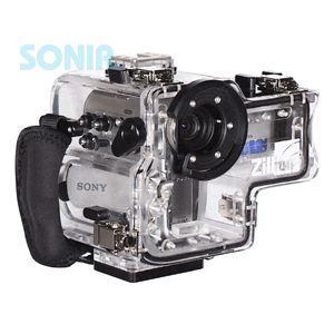 Zillion(ジリオン) SONY DCR-PC350用 水中ハウジング|sonia