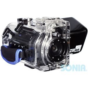 Zillion(ジリオン) SONY DCR-TRV950用 水中ハウジング(液晶モニター使用型)|sonia