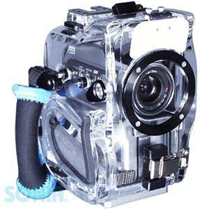 Zillion(ジリオン) SONY DCR-PC120用 水中ハウジング|sonia