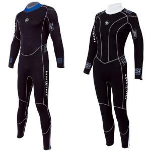 AQUALUNG(アクアラング) 5.5mm Pleasant Wet Suits プレザント・ウェットスーツ2017(手足首ファスナー付き)