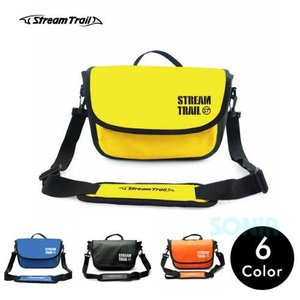 Stream Trail(ストリームトレイル) SD2025 Clam Shoulder Bag クラム(W270×H180×D100mm)|sonia
