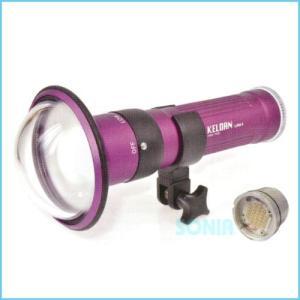 HUSE(ヒューズ) 【5790】 LA-V CRI + UVユニット LED ビデオライト|sonia