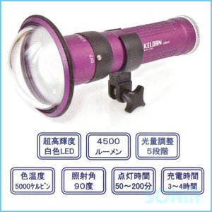 HUSE(ヒューズ) 【6200】 LA-V CRI 80w LED ビデオライト|sonia