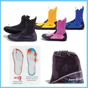 AQUALUNG(アクアラング) 5990 エルゴブーツ ERGO Boots|sonia