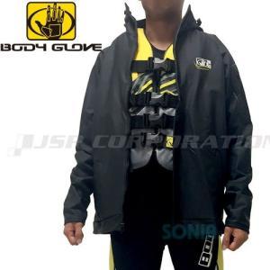 BODY GLOVE(ボディグローブ) GRP_BG12171 フリースジャケット sonia