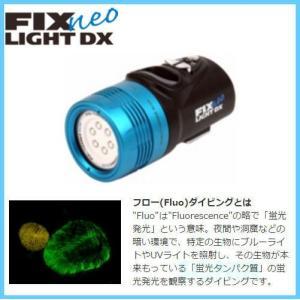 fisheye(フィッシュアイ)【30352】 FIX NEO 1200 DX BLUE LED 水中ライト|sonia