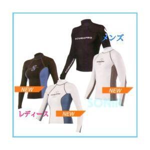 SCUBAPRO(スキューバプロ) 【63】 T-FLEX LONG SLEEVE(長袖) sonia