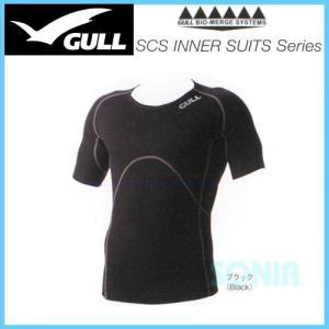GULL(ガル) GW-6571 2mm FIR ショートスリーブ メンズ(半袖)|sonia