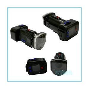 Recsea(レクシー) Seatool SONY アクションカム FDR-X1000+リモコン RM-LVR2V専用防水ハウジング|sonia