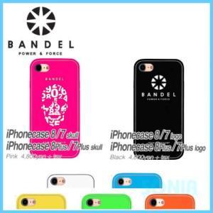 BANDEL(バンデル) iPhonecase アイフォンケース logo/skull|sonia