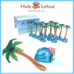 Hula Lehua(フラレフア) 0810297000000 Palm Tree Pen パームツリーボールペン(5本セット)|sonia