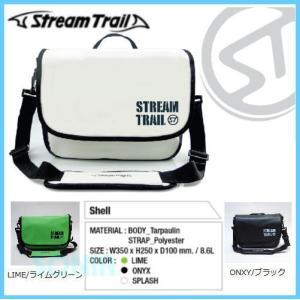 Stream Trail(ストリームトレイル) シェル ショルダーバッグ Shell|sonia