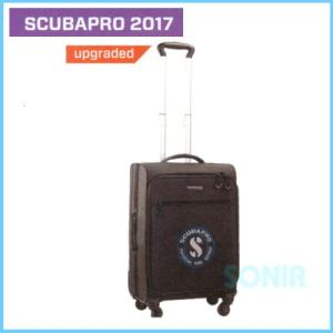 SCUBAPRO(スキューバプロ) 【53.365.170】 CABIN BAG 4WHEELS キャビンバッグ|sonia