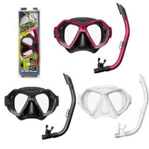 ReefTourer(リーフツアラー) RC0106 スノーケリング2点セット マスク+スノーケル|sonia
