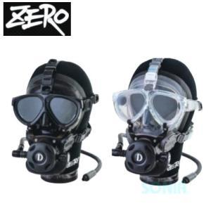 ZERO(ゼロ) MFF-PR02 エムエフエフ-プロツー フルフェイスマスク FULL FACE MASK|sonia