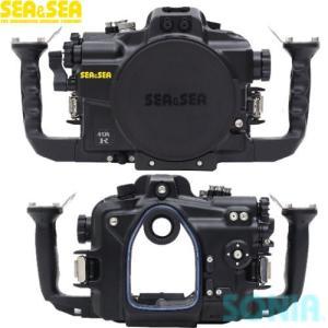 SEA&SEA(シーアンドシー) 06190 MDX-R(ブラック) (ハウジングのみ) キャノン EOS R用ハウジング U/W Housing for Canon EOS R|sonia