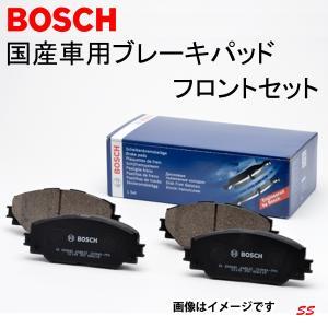 BOSCH ブレーキパッド BP2416 マツダ スピア−ノ [HF21S] フロント sonic-speed
