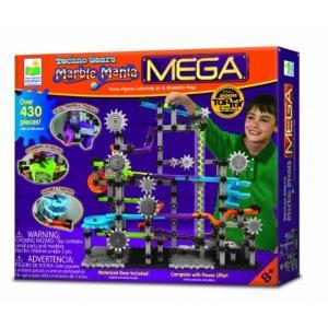 電子おもちゃ The Learning Journey Techno Gears Marble Mania Alpha (300+ pcs)|sonicmarin