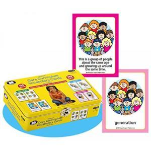 電子おもちゃ Core Curriculum Vocabulary Flash Cards Level Two (Second Grade Words) - Super Duper Publications Educational Learning Toy for Kids|sonicmarin