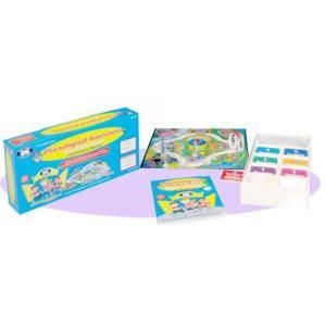 電子おもちゃ Phonological Awareness Fun Park Board Game, Book, & Printable CD-ROM - Super Duper Educational Learning Toy for Kids|sonicmarin