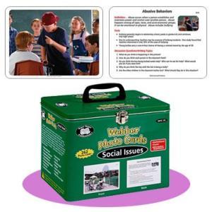 電子おもちゃ Webber Social Issues Photo Cards - Super Duper Educational Learning Toy for Kids|sonicmarin