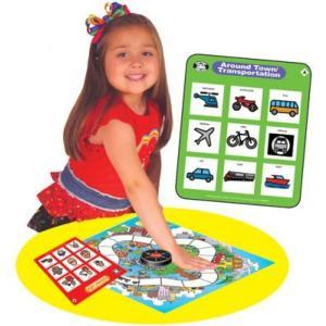 電子おもちゃ Functional Communication Vocabulary Language Game - Super Duper Educational Learning Toy for Kids|sonicmarin