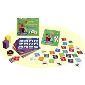 電子おもちゃ Webber Story Time Communication Boards - Super Duper Educational Learning Toy for Kids|sonicmarin