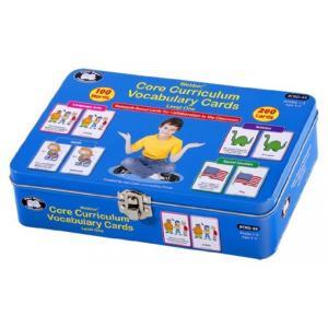 電子おもちゃ Core Curriculum Vocabulary Flash Cards Level One (First Grade Words) - Super Duper Publications Educational Learning Toy for Kids|sonicmarin