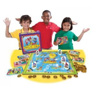 電子おもちゃ Pirate Talk Vocabulary Word Game - Super Duper Educational Learning Toy for Kids|sonicmarin