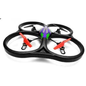 ドローン WL Toys V262 Cyclone UFO 4 Channel 6 Axis Gyro Quadcopter 2.4Ghz Ready to Fly (Green)|sonicmarin
