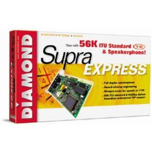モデム Diamond SupraExpress 56K V90 Speakerphone|sonicmarin
