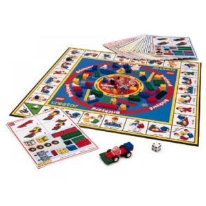 レゴ LEGO Creator: The Race to Build It Board Game|sonicmarin